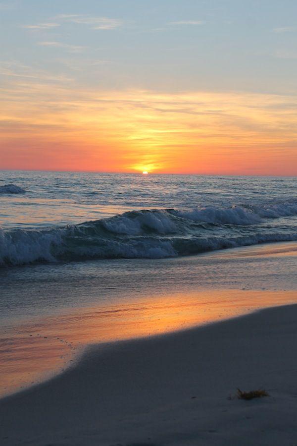 panama city beach, fl sunset taken by Sand & Starfish ...