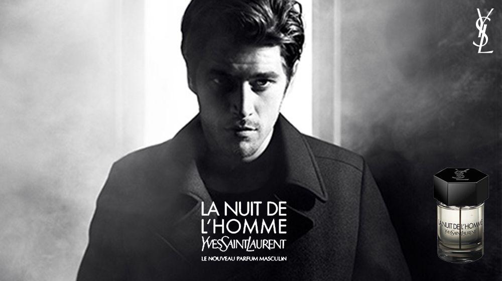 Ysl L'hommeVisuel Saint Yves Nuit Com Laurent La De dBreWCxo