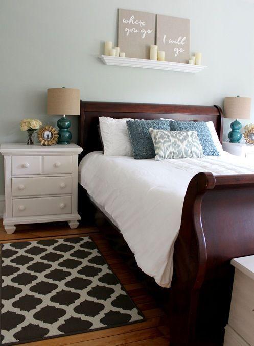 25 dark wood bedroom furniture