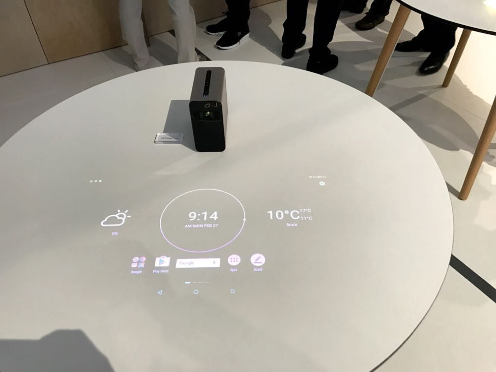 Sony Xperia Touch上市確定 為全家人投射幸福歡樂! - SayDigi | 點子生活