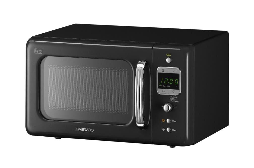Daewoo 20 L 800W Countertop Microwave