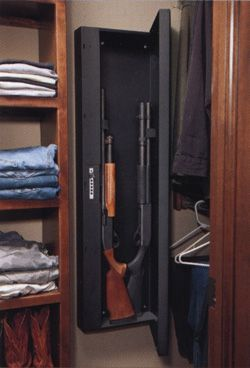 Cute Long Gun Safe For Closet Home Decor