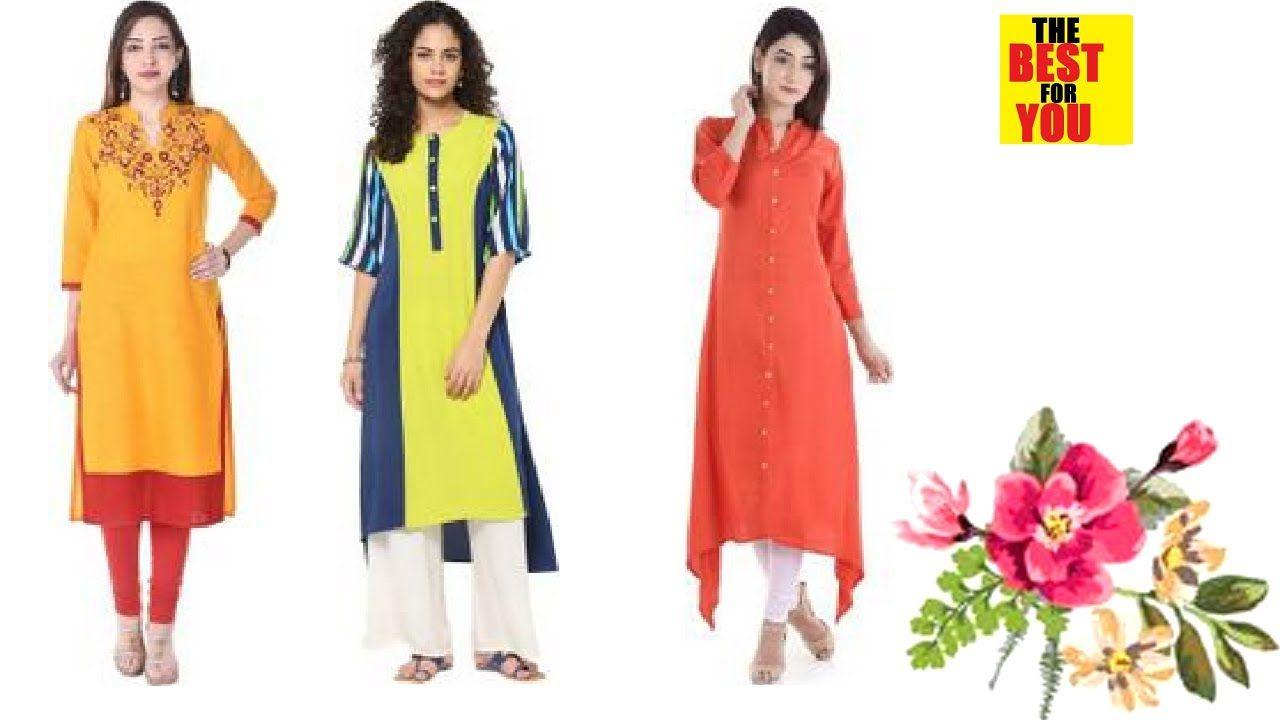 Best Latest KurtiKurta Designs for women kurti for girls ...