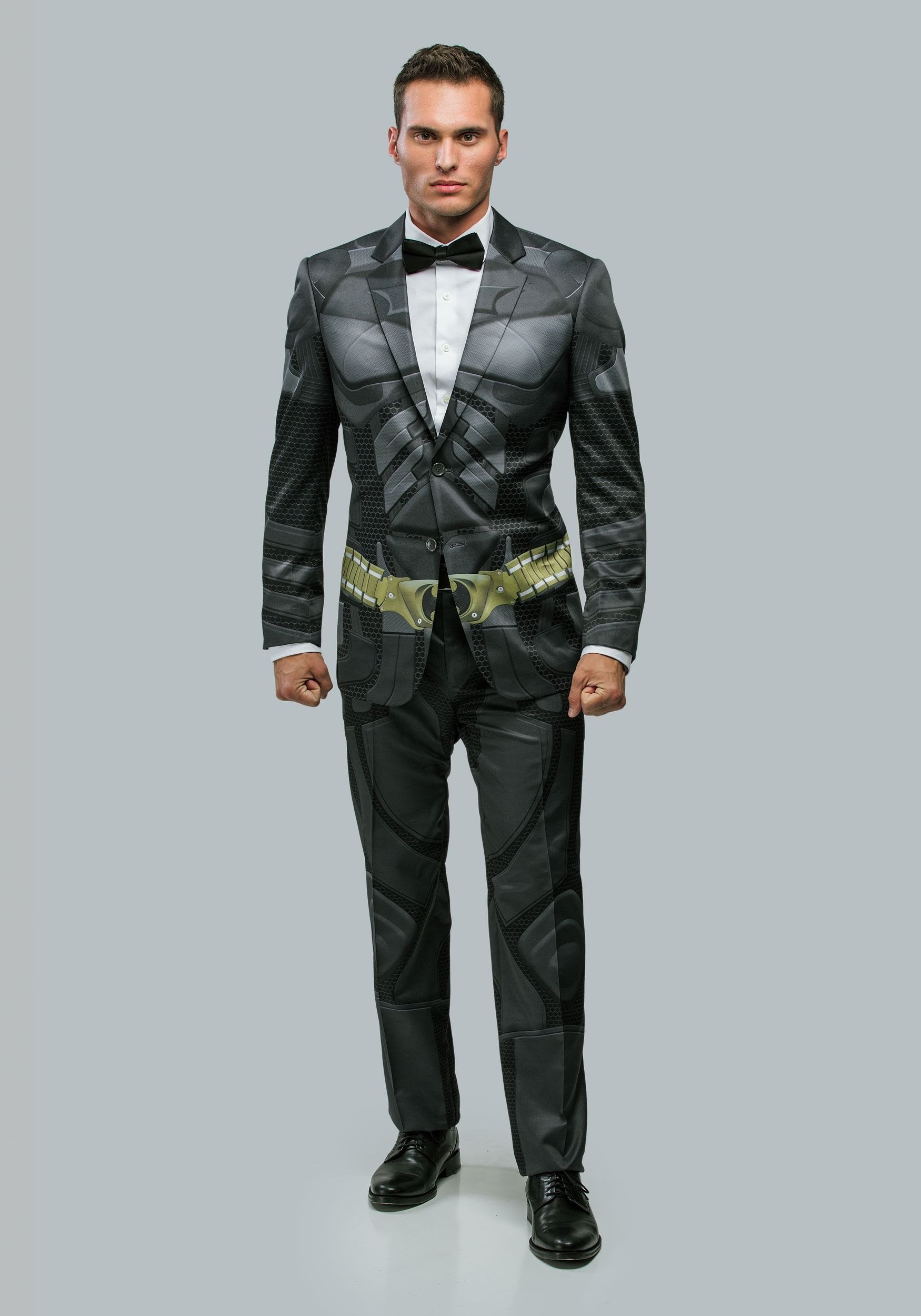 These Comic Book Formal Suits Are Wonderfully Bonkers | Marvel ...