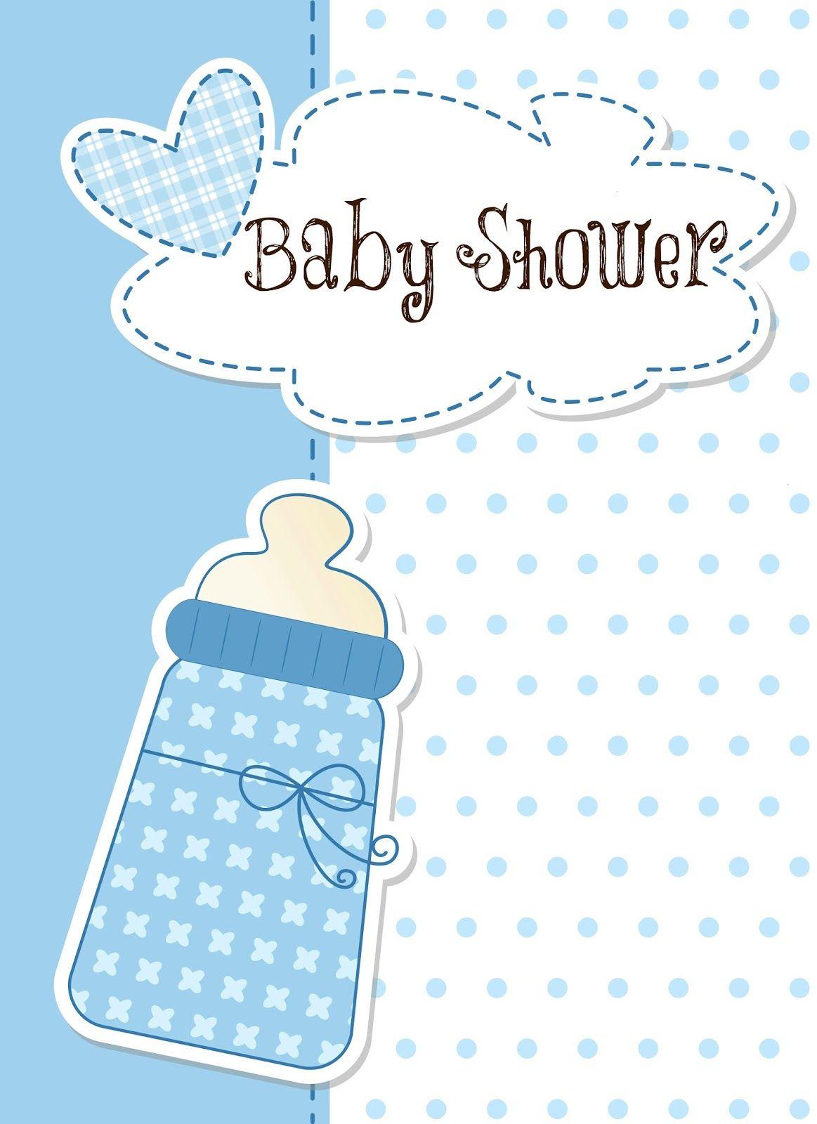 Resultado de imagen para baby shower plantillas | tarjeta de baby ...