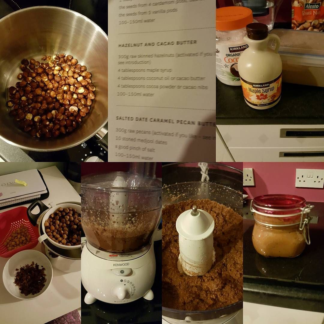 When You Don T Read The Recipe Properly Before You Shop For The Ingredients It Can Make The Process A Whole Lot Long Homemade Nutella Caramel Pecan Ingredients