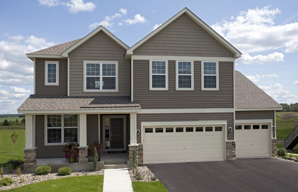 Hilltop New Home Features Woodbury Mn Pulte Homes New