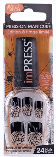 Broadway Nails Impress Halloween Press-On Manicure