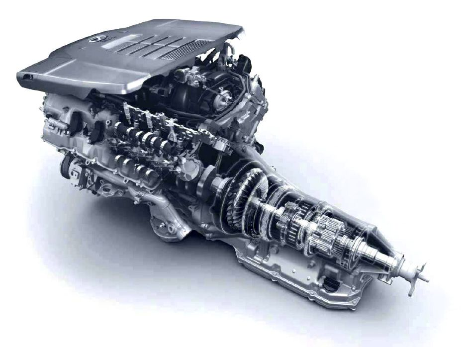 Lexus Ls 430 Engine