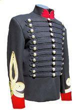 f4ea073049c Military Hussars Officers Jacket Tunic