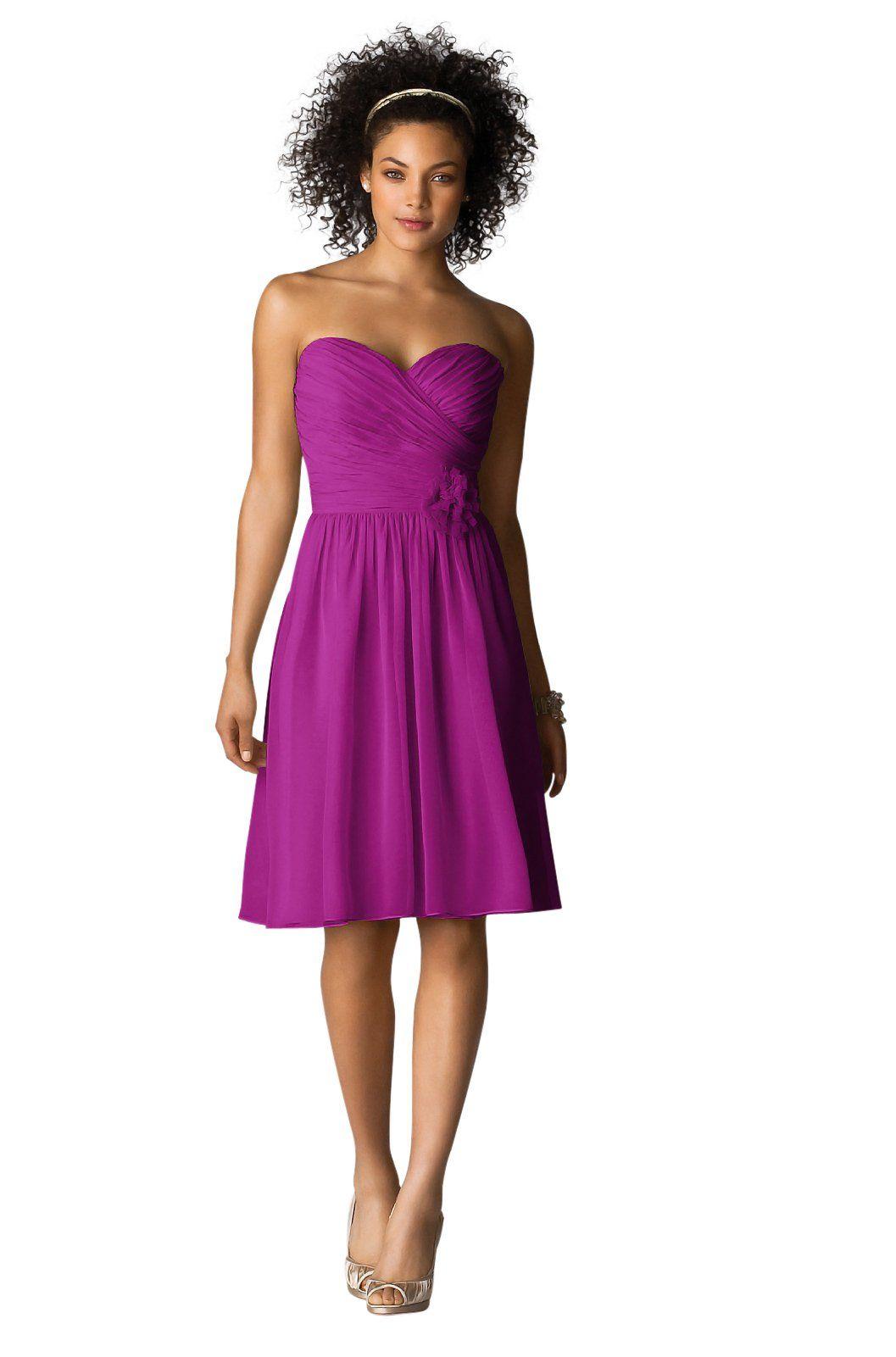color After Six 6609 Bridesmaid Dress | Weddington Way | Wedding ...