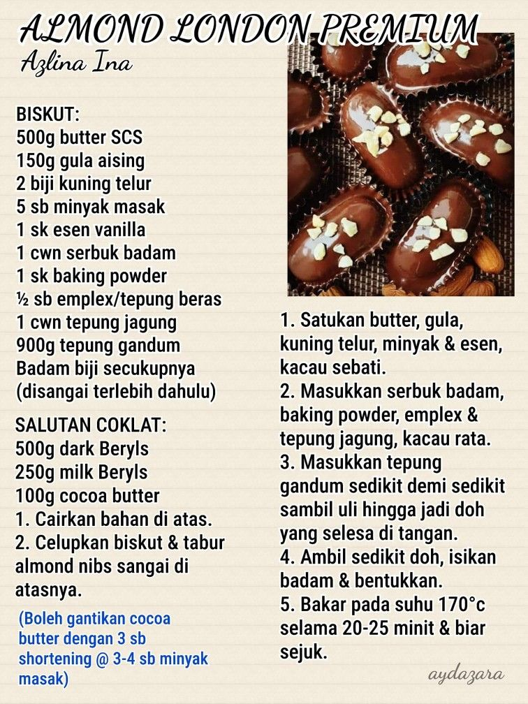 Almond London New Years Cookies Cookie Recipes Snacks Dishes
