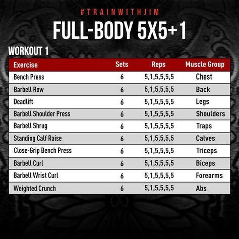 my fullbody 5x5 scheme gets an added strength boost via
