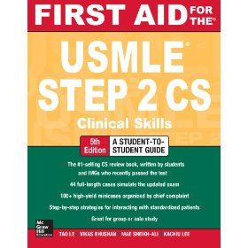 First aid for the usmle step 2 cs fifth edition first aid usmle first aid for the usmle step 2 cs fifth edition first aid usmle fandeluxe Choice Image