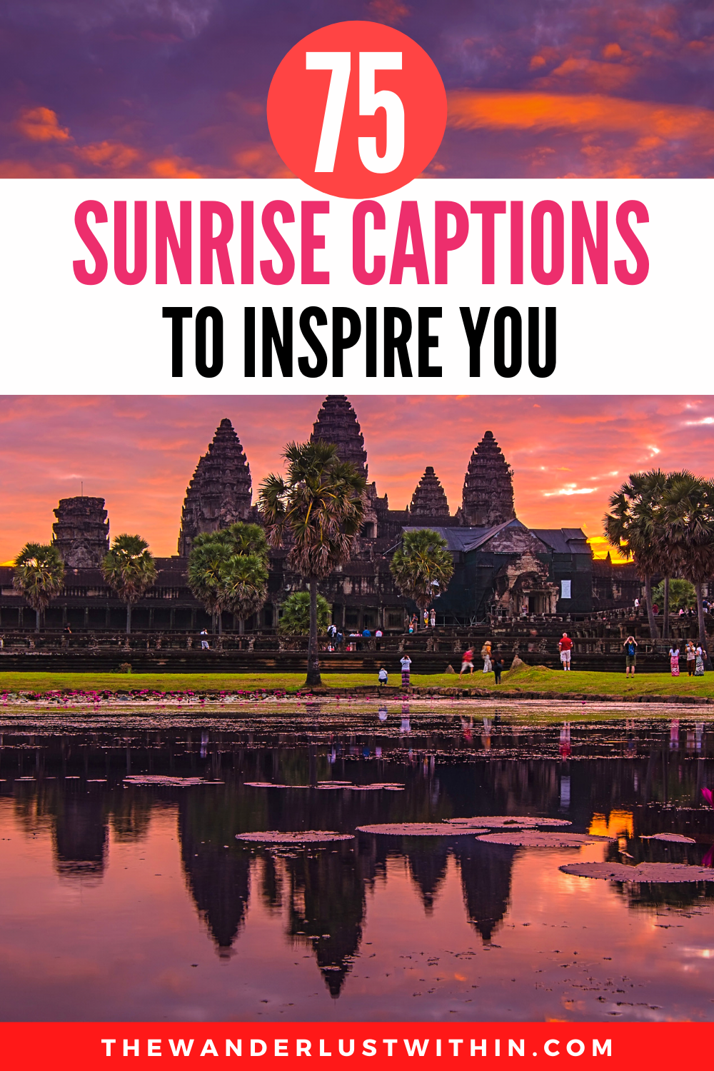75+ Beautiful Sunrise Captions for Instagram 2020 - The ...