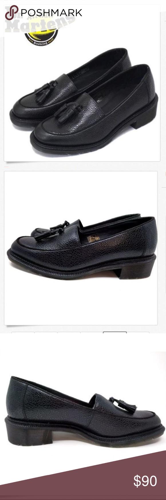 Doc Martens 10 Slip On Shoe Work Safety NEW Dr Doc Martens