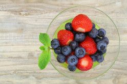 Simple Summer Berries with Asti Syrup