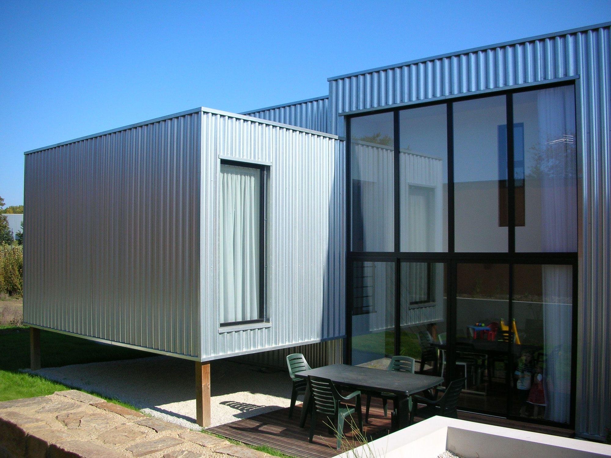 Maison Container Rennes Design De Maison maison container rennes ...