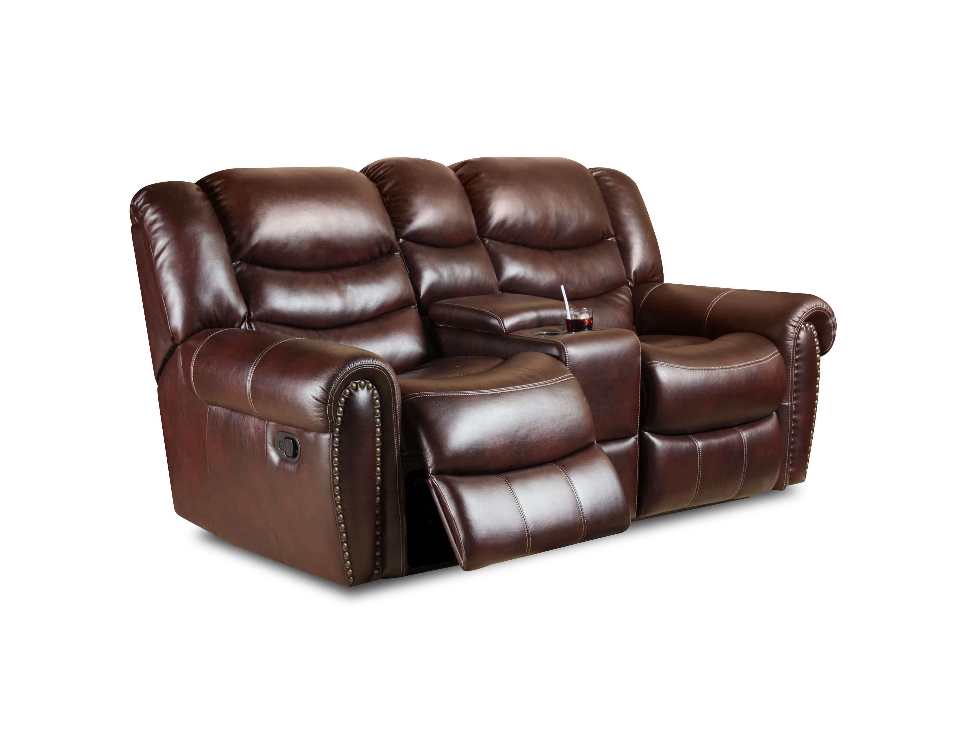 655 Motion Group Recline Loveseat by Corinthian