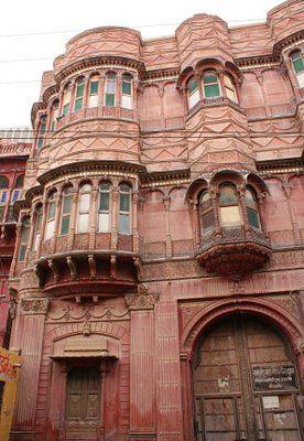 Bikaner Havelis Bikaner Indian Architecture States Of India