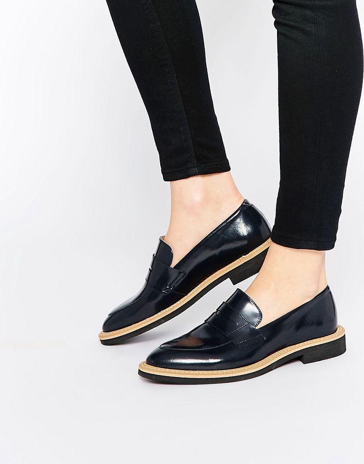 tendance chaussures 2017 2018 tendance chaussures 2017 2018 selected femme mira navy. Black Bedroom Furniture Sets. Home Design Ideas