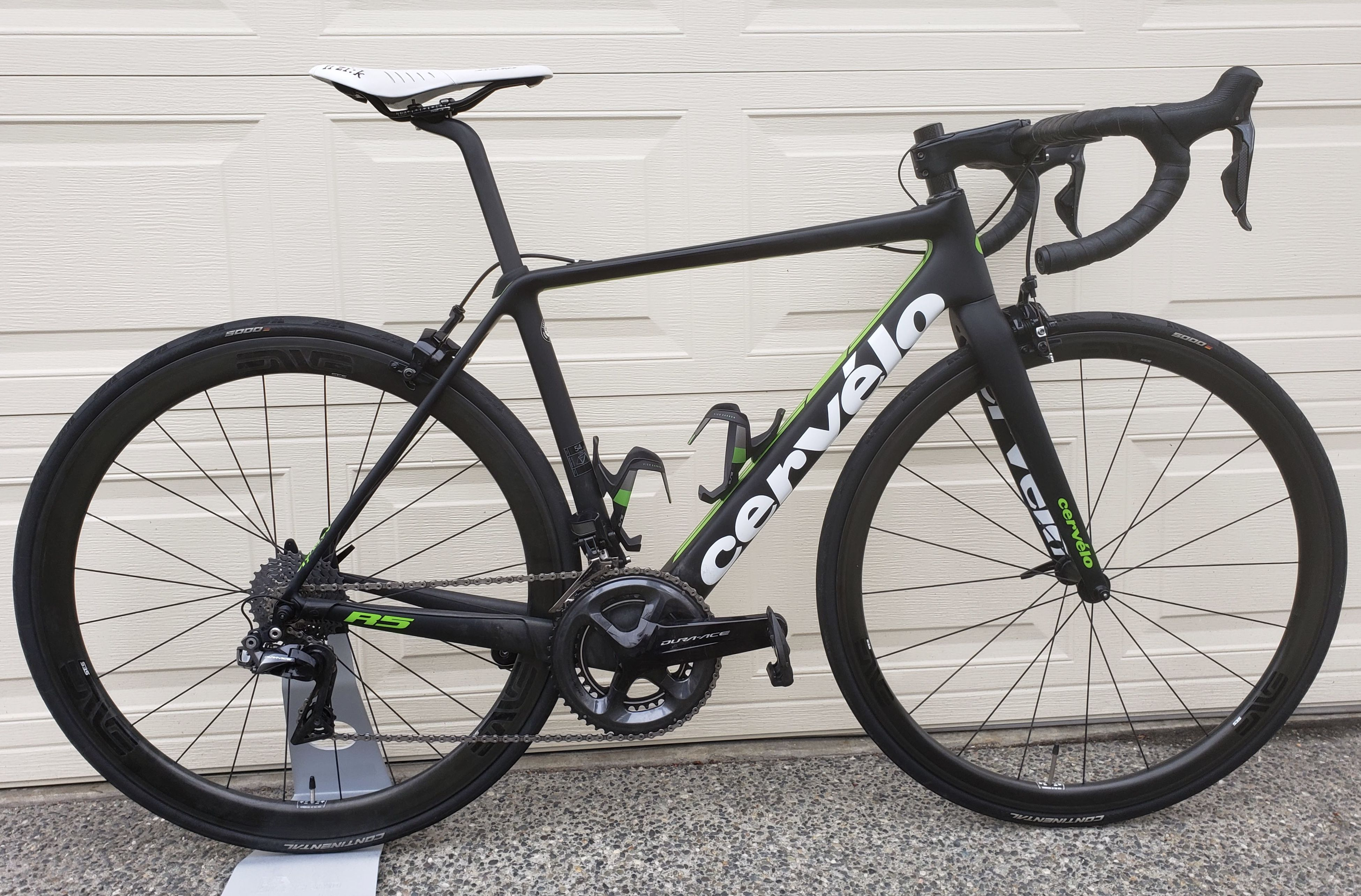 934060e901c 2018 Cervelo R5 Dura Ace Di2 Enve SES 3.4 | Bikes | Bike, Bicycle ...