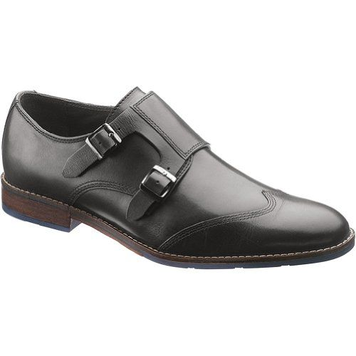 Hush Puppies Men S Style Monk Strap Black 9 Http Casualmensshoes Bgmao Com Hush Puppies Mens Style Monk Strapblack9