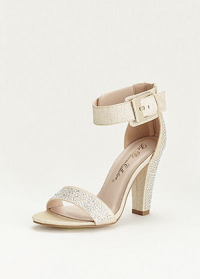 12 Zapatos de novias modernos - Especial zapatos para novias ... 942ed8d8eaa2