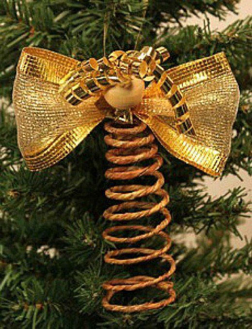 Rustic Christmas Craft Ideas Crafts Using Burlap Jute Rusty Tin Accents And Pine Cones Country Holiday Projects Included Ornaments Trees