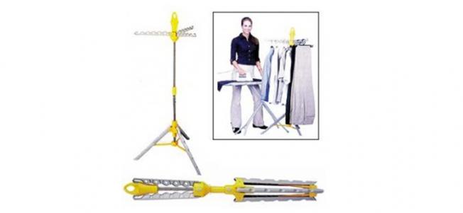 Oferta Percha MULTI HANGER muy útil y fácil de adaptar a múltiples y diferentes usos