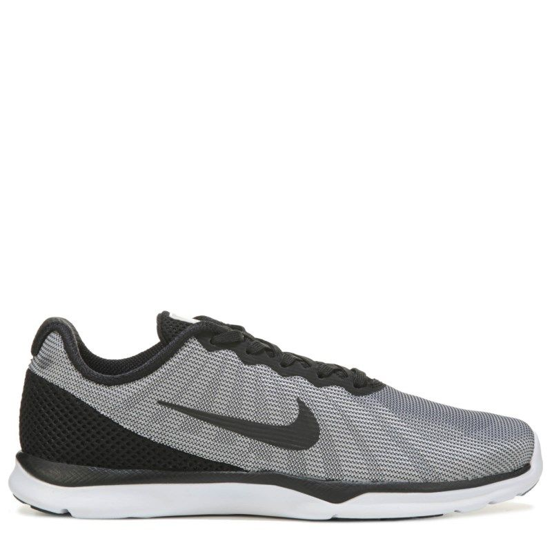 fdef00be045 Nike Women s In-Season TR 6 Training Shoes (White Black Print) - 11.0 M