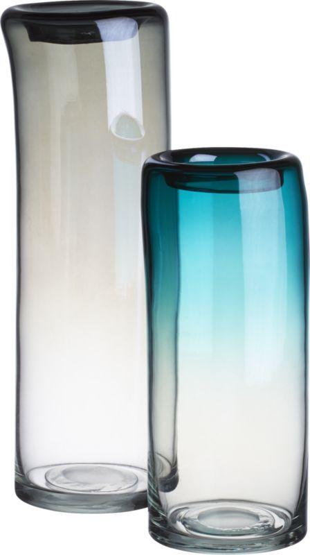 Perli Cylinder Vases Cb2 Next Apartment Pinterest Apartment