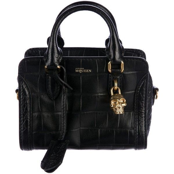 Alexander McQueen Pre-owned - Patent leather bag RPuW5U7