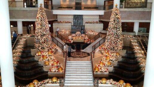 Grand Hyatt Jakarta Grand Hyatt Hyatt Holiday Decor
