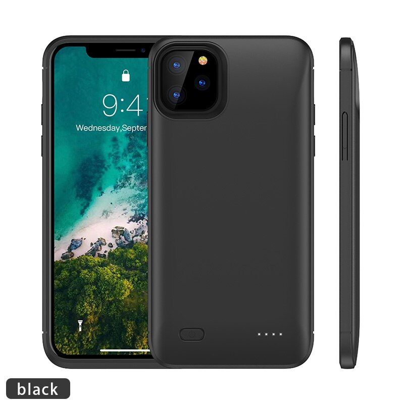 6200mah battery charger case for iphone 11 11pro 11 pro