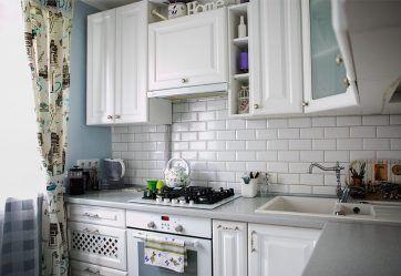 Кухни В Стиле Прованс: 240+ (Фото) Современных Интерьеров ...