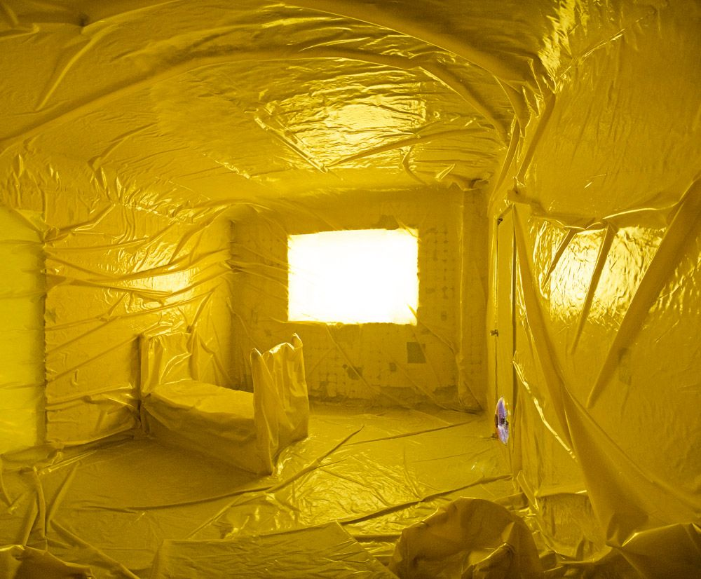 Inflatable Art Installations by Penique Productions | Inspiration Grid