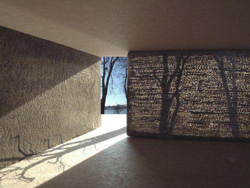 daily dose: translucent concrete | concrete and concrete walls