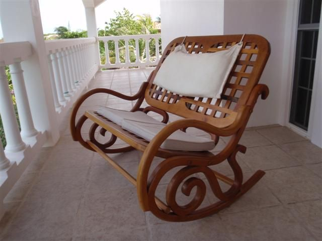 2 person rocking chair would love this future home