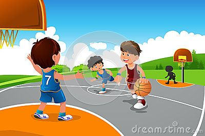 A Passionate Male Basketball Player Doing A Lay Up Shot Basketball Players Cartoon People Players