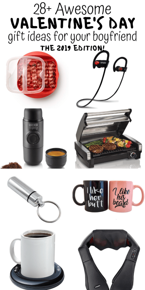Best Gifts For Husband 2019 28 Valentines Day Gift Ideas For Boyfriend In 2019 That He Will