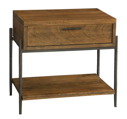 Product 2 3764 Bedford Park Single Drawer Night Stand Bedford