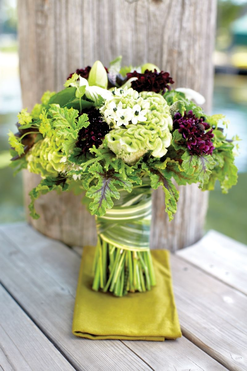 Summer Wedding Bouquets Minnesota Bride Magazine