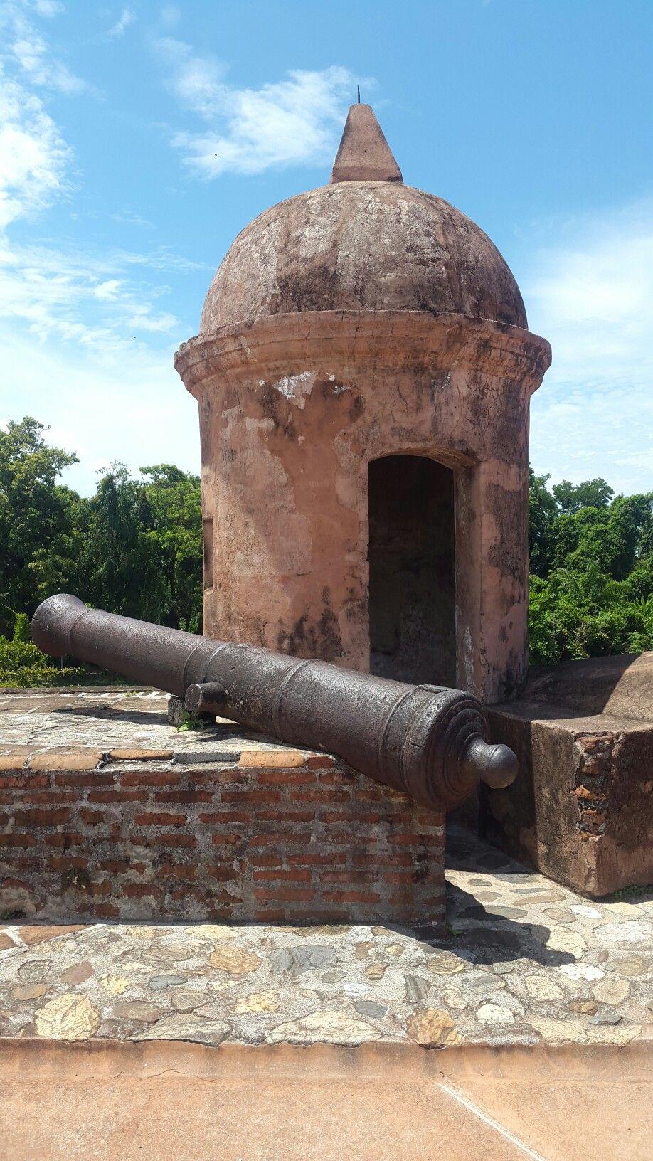 Fortaleza de San Fernando de Omoa, Honduras