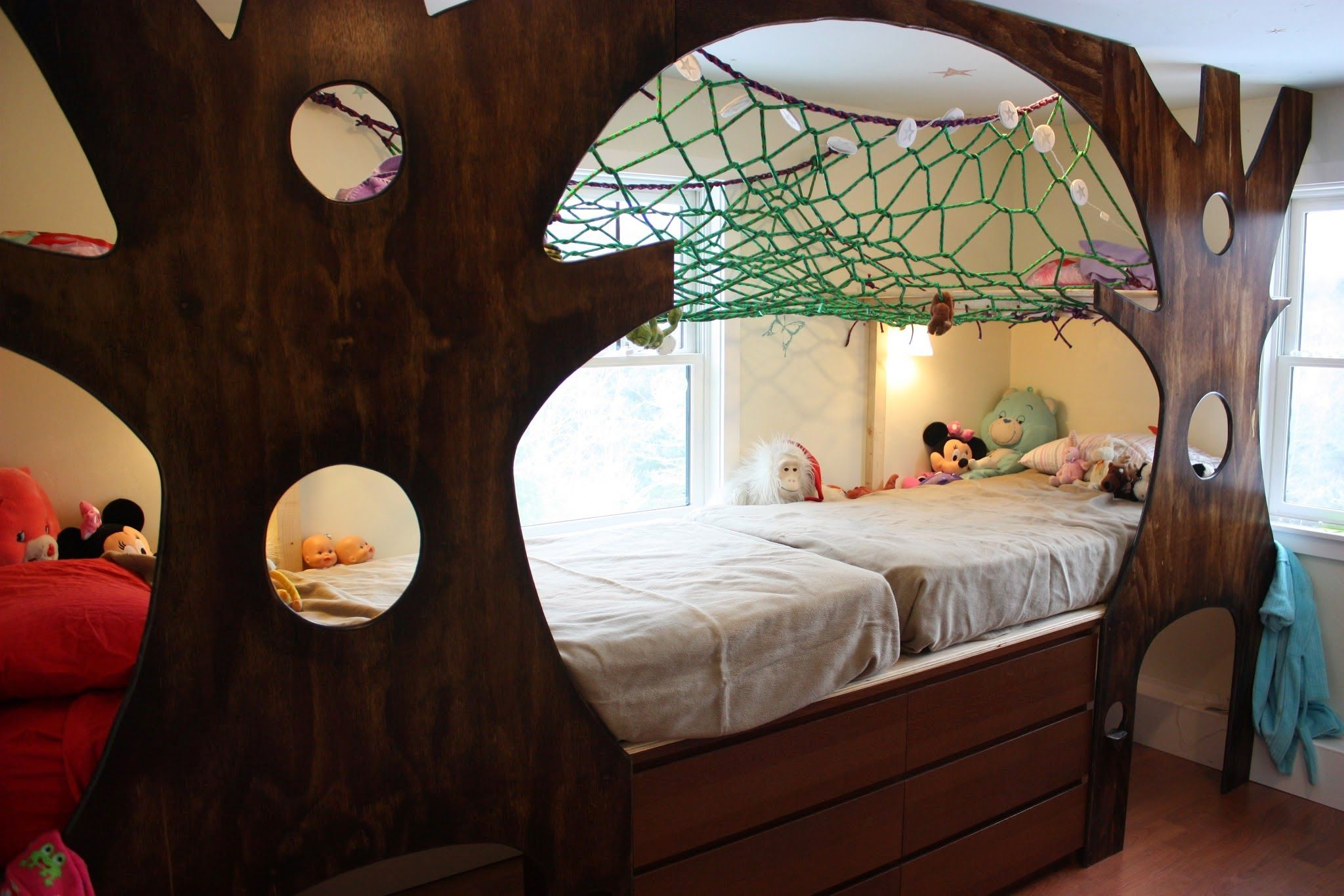 Image Result For Hammock In Kids Bedroom
