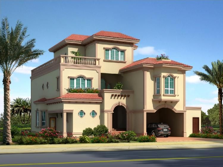 Andalusian 517 Home Designs In Victoria: Andalusian Style Villa - Google Search