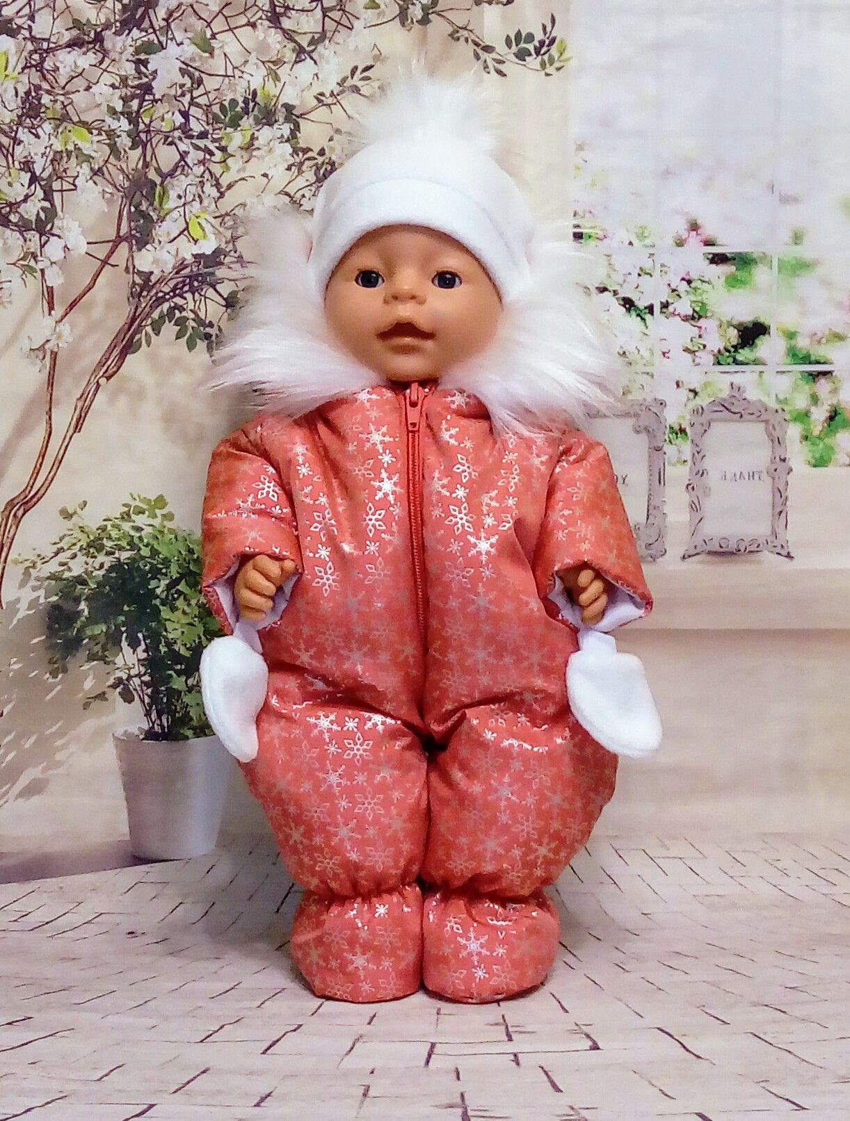 справедливо, ведь одежда для куклы беби анабель фото они