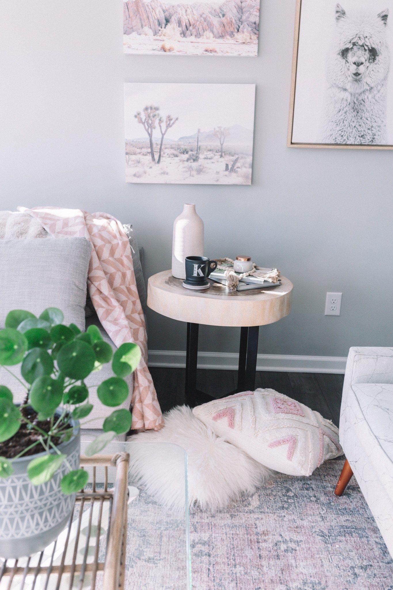 10 Ways to De-stress and Unwind at Home - Simply J & K    #HomeDecor #HomeInspo #HomeInspiration #Decor #ScandinavianDecor #BohoDecor