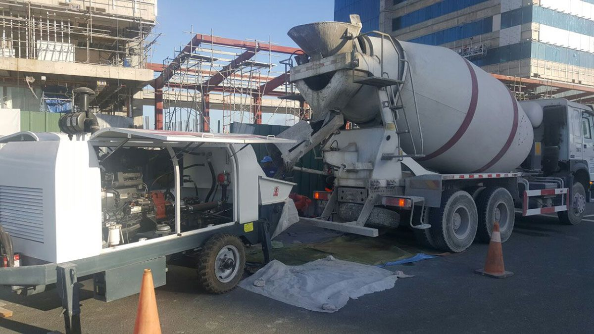 Pin on concrete pump in philippines