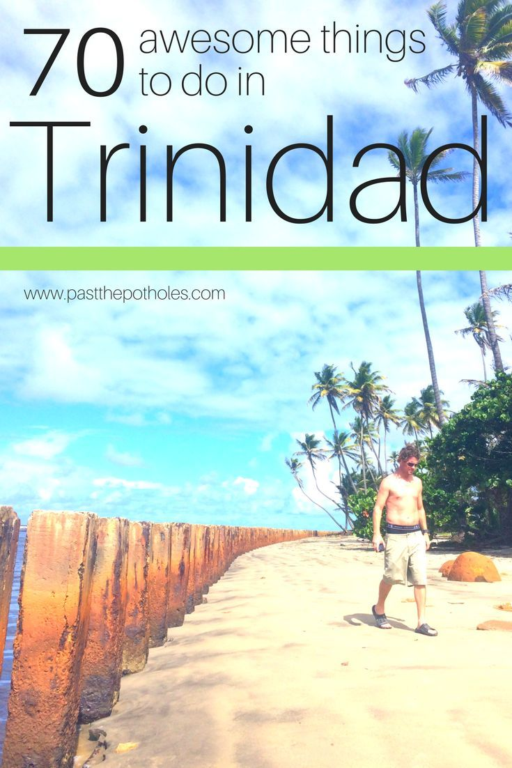 10 Best Things to Do in Trinidad & Tobago   Wander Wall